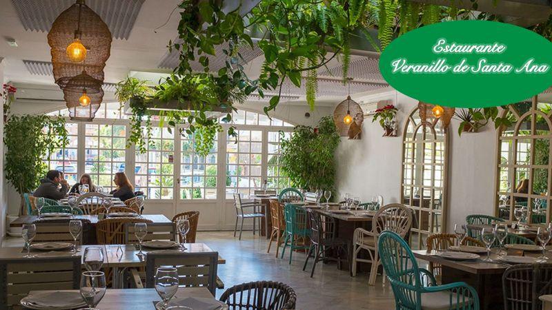Comer en el restaurante Veranillo de Cádiz.
