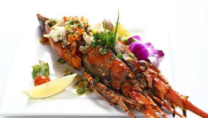 Comer marisco barato.