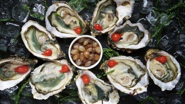 Propiedades de mariscos, nutrición y salud