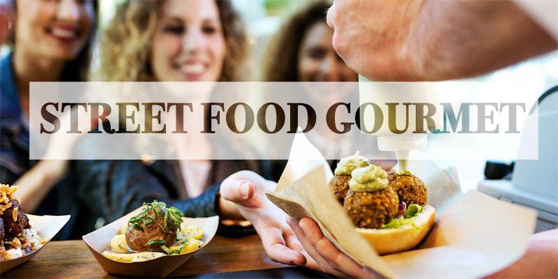 Street Food Gourmet en tendencia.