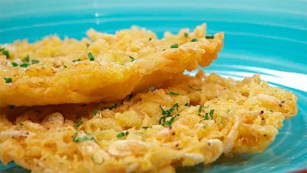 Comprar tortillitas de camarones online.