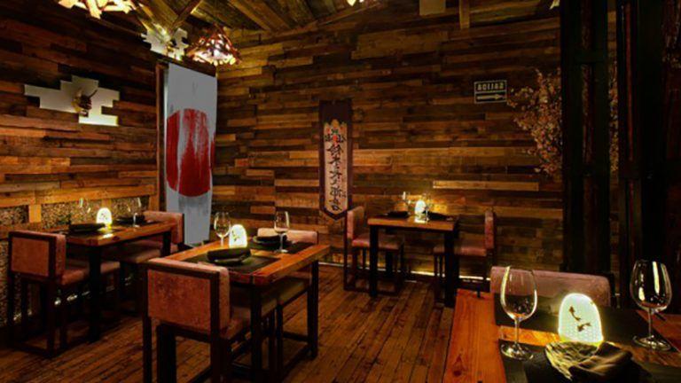 Restaurante Yugo The Búnker en Madrid