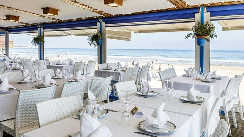 Restaurantes de huelva para copmer pescado fresco del mar.