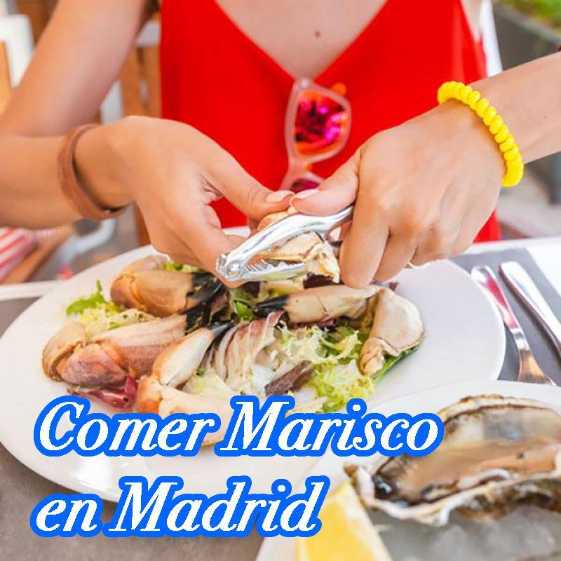 Donde comer marisco en Madrid