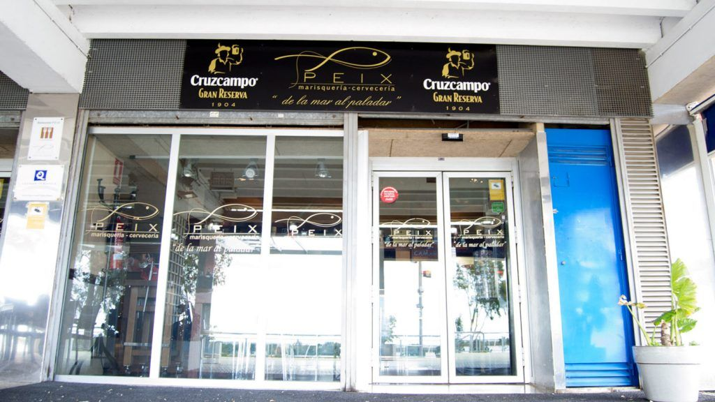 Peix Restaurante Marisquería