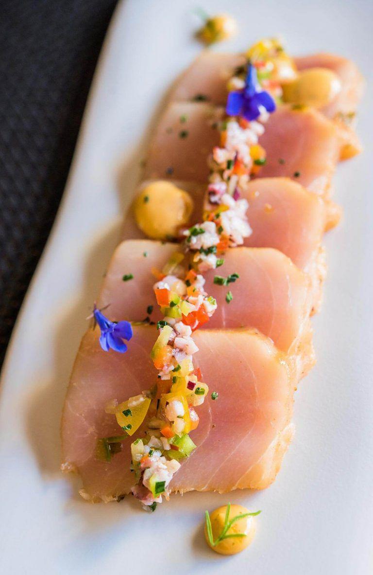 Comer pescado en Restaurante SurTopía