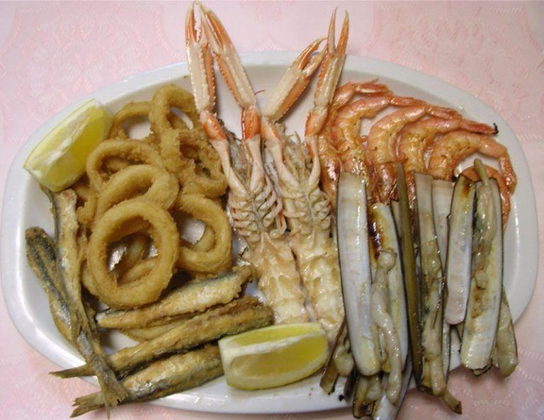 La Bahia, excelente lugar para comer mariscos en Avila.