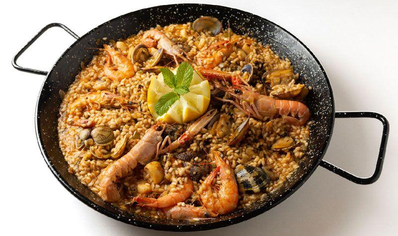 La salada, lugar ideal donde comer marisco en Almería