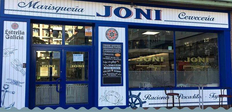 Lugares para comer mariscos, Marisqueria Joni.