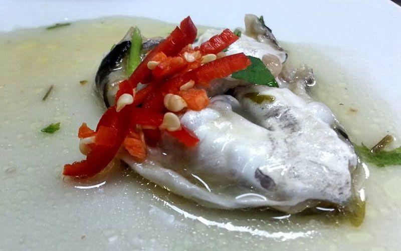 Meson Arropain, el mejor lugardonde comer marisco en Bizkaia