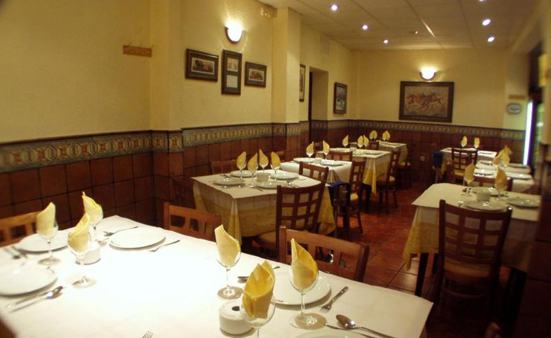 Restaurante en Bajadoz. Cocina Portuguesa