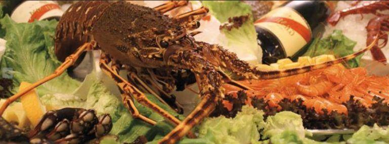 Restaurante Marsiqueria Serantes, un buen lugar para disfrutar de mariscos.