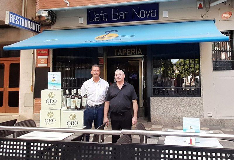 Restaurante Nova en Albacete