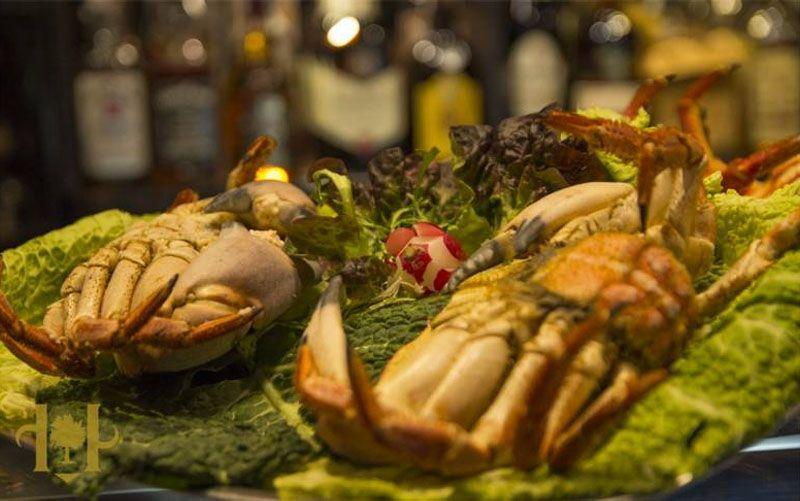 Rimbombin el lugar dónde comer marisco es una delicia.