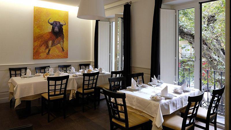 Restaurante Bajo Guía