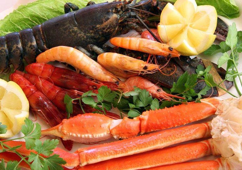 Casa Martin, lugar ideal para comer mariscos