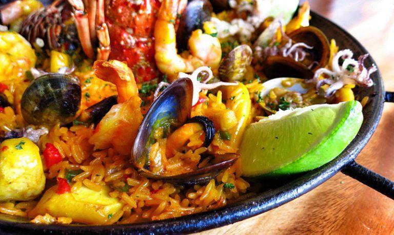 Dónde comer marisco en Ávila