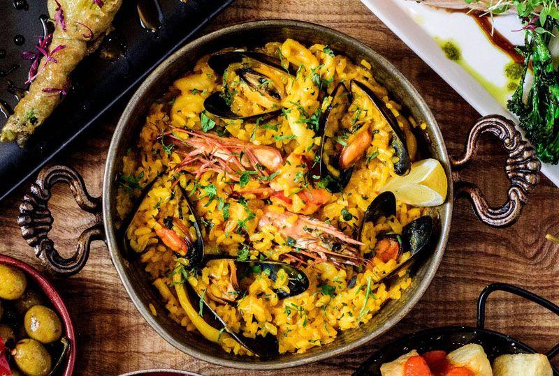 Dónde comer marisco en El Puertito Bizkaia