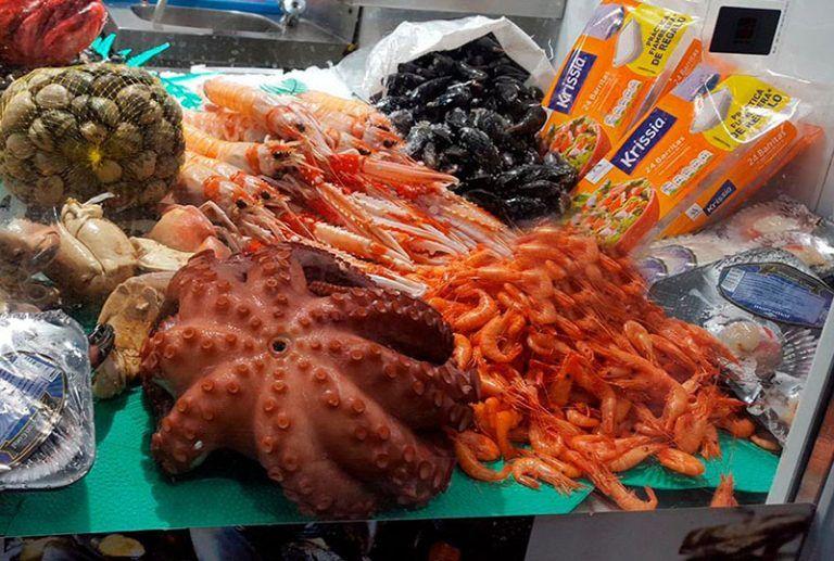 Dónde comer marisco en Bizkaia
