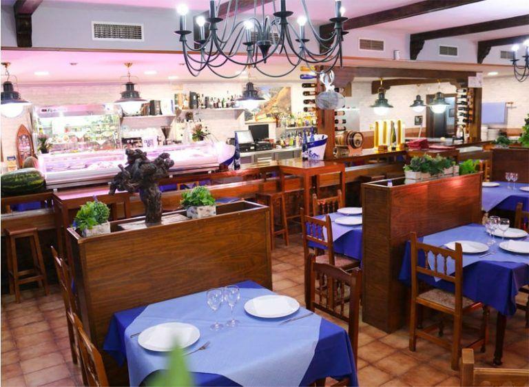 Dónde comer mariscos en Ciudad Real, Marisquería-Restaurante Virgen de las Viñas