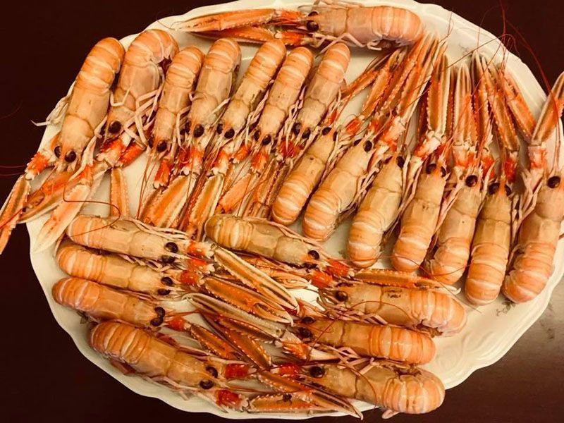 Comer marisco en Coruña Manda Truco