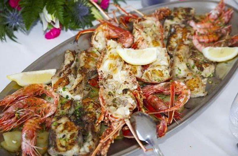 El Pescaito Frito, excelente lugar para comer marisco en Ceuta