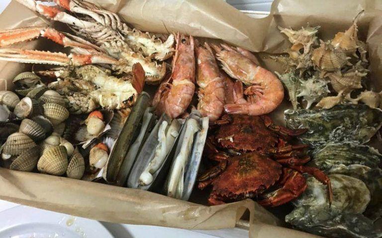 Dónde comer marisco en Huesca al alcance del bolsillo.