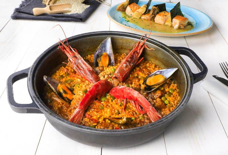Restaurante Ca La Mary, un lugar ideal para comer marisco en Castellón
