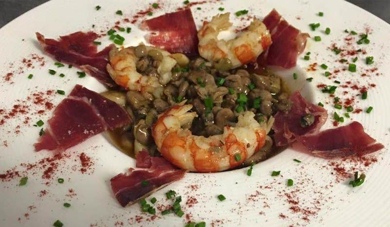 Restaurante Siskets en Torrente de Cinca