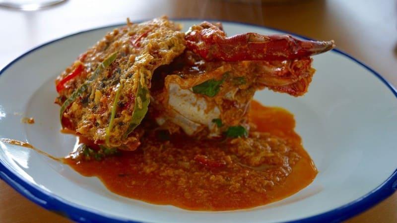 Comer mariscos en El Barril de Alcántara