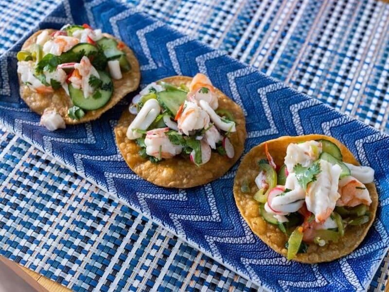 Deliciosas tapas en Juanito Sabor a Mar