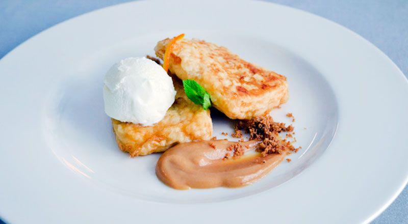 """Comer marisco en restaurante """"El Hostal"""" de Cantabria."""