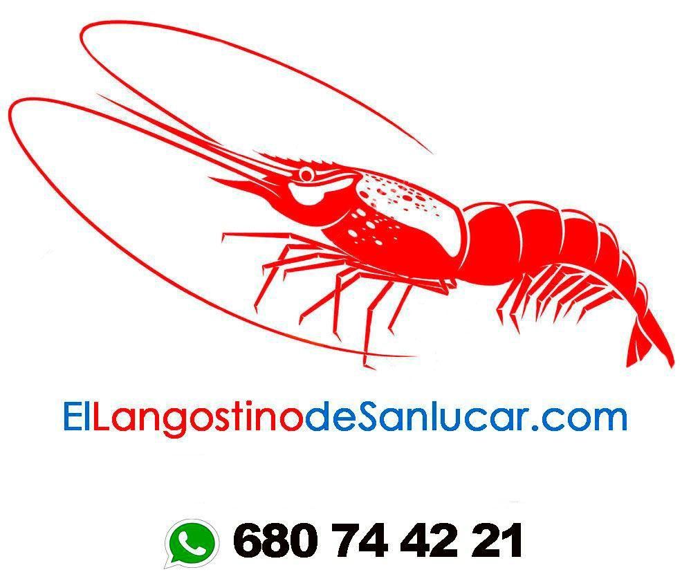 Teléfono el langostino de Sanlúcar