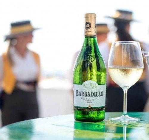 Botella de vino de regalo junto a tu marisco a domiclio