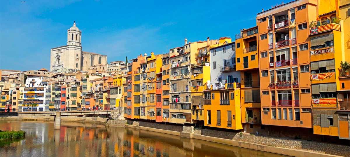 Disfruta de comer marisco en la ciudad de Girona