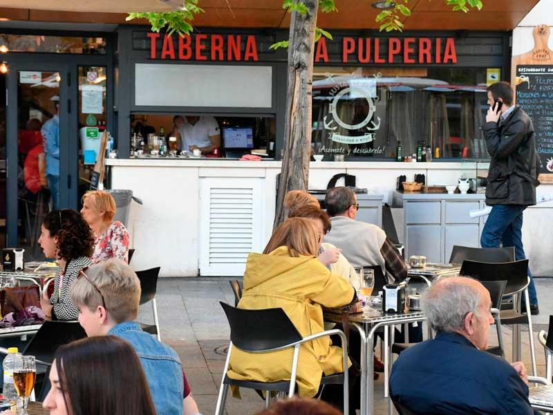 La Taberna Zaragoza