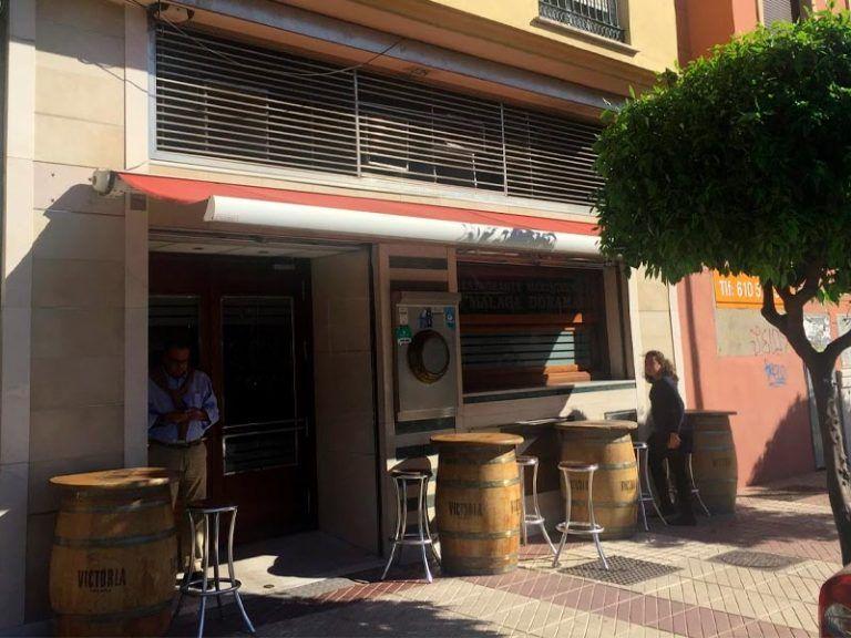 Las marisquerías Doramar en Málaga