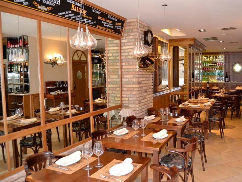Restaurant Tragantua