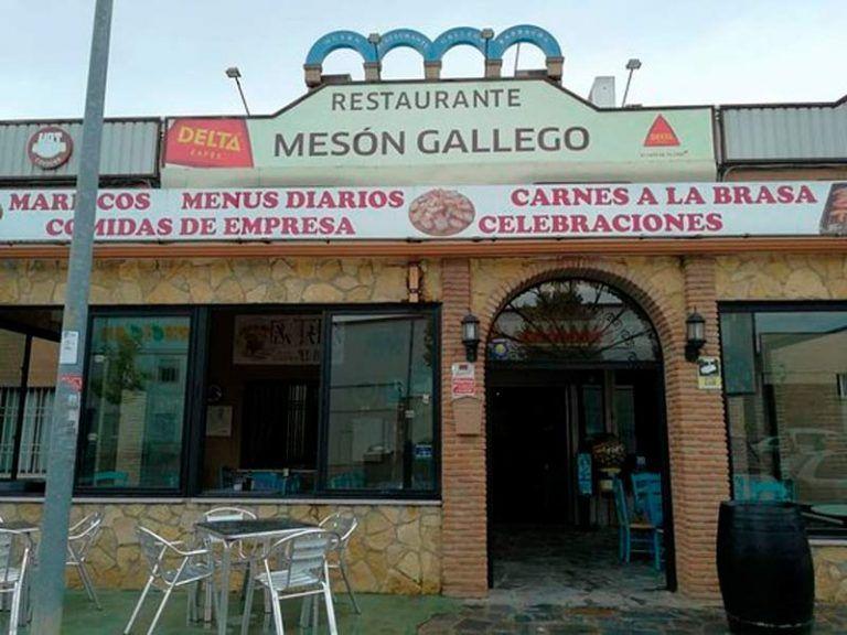 Restaurante el Mesón gallego