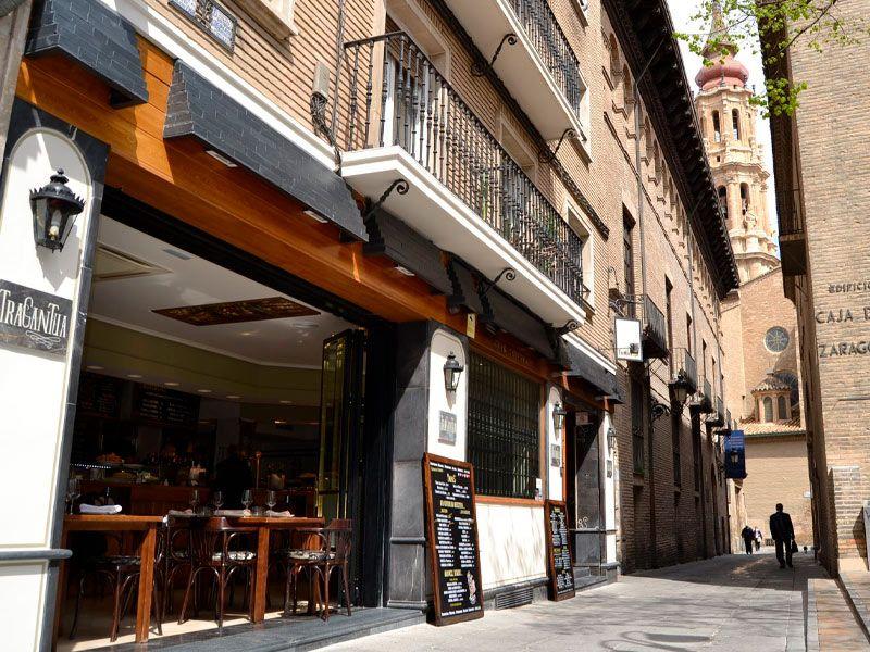 Tragantua Zaragoza