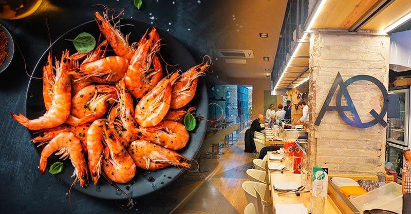 aq restaurante en Tarragona
