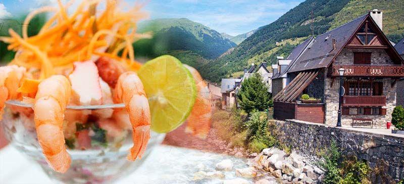 un magnifico lugar donde comer marisco es Lleida