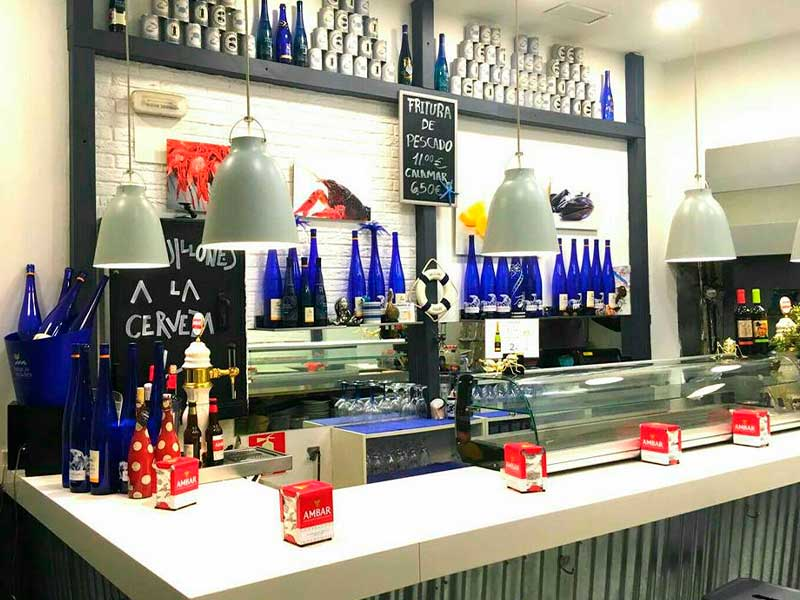 Restaurant el hormiguero azul