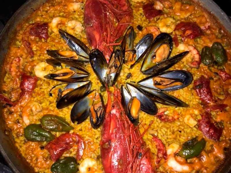Restaurant Tito Zaragoza