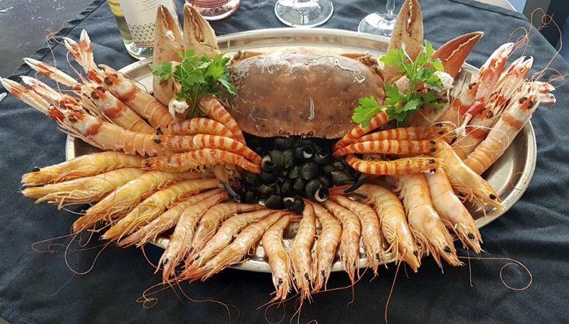 Badajoz mariscos