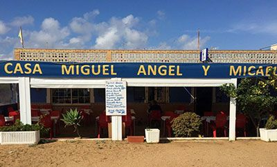 Casa Miguel y Micaela