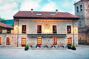 Hostal restaurante San Martin en Soria