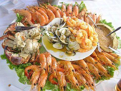 Marisqueria en Huelva