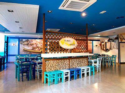 restaurante la mar zalada