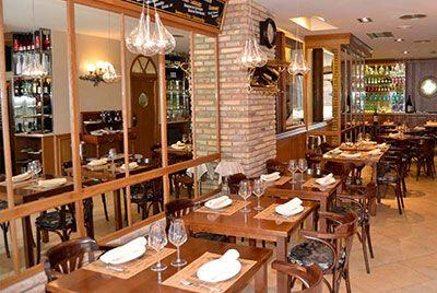 Restaurante tragantua zaragoza